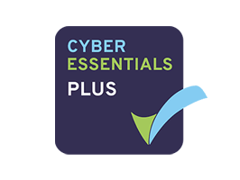 Behold.ai currently holds the Cyber Essentials Plus accreditation